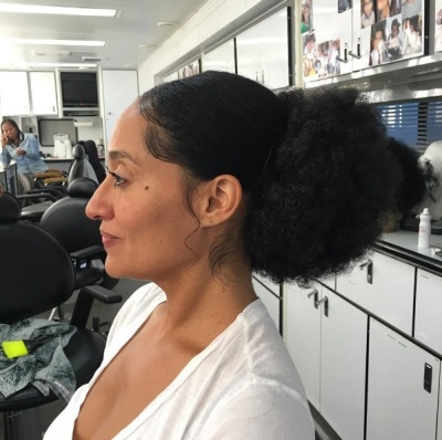 Image result for tracee ellis ross natural hair